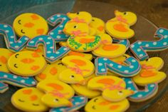 Hostess with the Mostess® - Avery James' Rubber Ducky Birthday