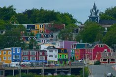 """Flare magazine feature: """"Summer in the City"""" of St. John's, Newfoundland! flare magazin, newfoundland, news, magazin featur, summer travel, john, magazines, citi, the city"""