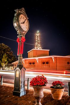 McAdenville, NC - CHRISTMAS TOWN USA