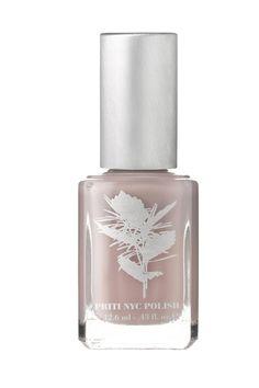 Priti NYC, Nail Polish in Nodding Lilac, $15.00
