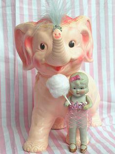 Jenn's Eye candy Vintage Circus