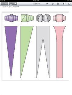Paper beads 1a7d401f55a8553c2b5dcb14adc53c3b.jpg 768×1,024 pixels