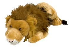 Jumbo Plush Cuddlekins Lion at theBIGzoo.com, an animal-themed superstore.