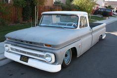 1964 Chevy C10. This is legit.