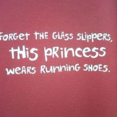 GIve me a pair of running shoes anyday... nchermansen