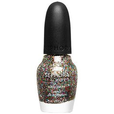 New Year's Beauty: SEPHORA by OPI Jewelry Top Coat in Spark-tacular #NewYears #NYE #2013 #Sephora