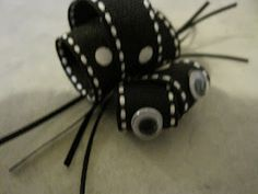 Spiders Hairbow Tutorial