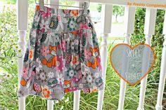 Skirt + Shorts Tutorial Round-UP!