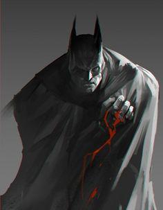 Batman /// by Tooth-w