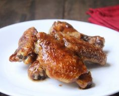Teriyaki Chicken Wings (Low Carb and Paleo) - Living Low Carb One Day At A Time