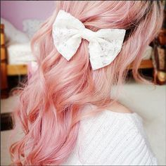 I like this color pink but I don't think my hair is light enough