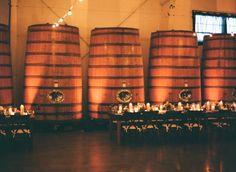 Dreamy winery wedding!