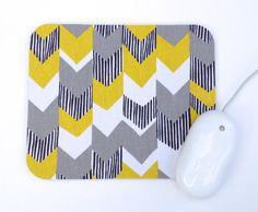 chevron mousepad