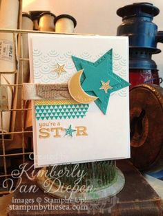 Stampin' by the Sea: Stampin' Up! Card