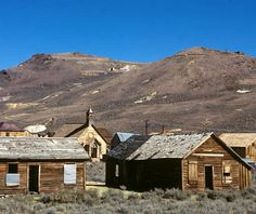America's cool ghost towns