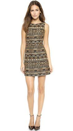 wilcox a-line dress