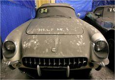 Peter Max's 36 Vintage Corvettes: The Full Story