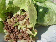 Wednesday or Thursday- Asian Lettuce Wraps (L and G)   I love these at P.F. Chang's and I have really missed them since I started the TSFL plan, Can't wait to try!