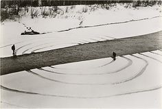 Unknown. Annual Rings, 1968. The Metropolitan Museum of Art, New York. Gift of Addison Thompson, 1993 (1993.473) #snow