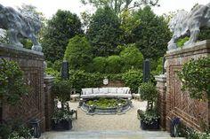 Hamptons - Living Rooms - Veranda