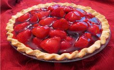 Cook recipes that taste great: Strawberry Pie