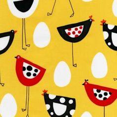 Monaluna, Metro Market, Chicken and Egg in Yellow