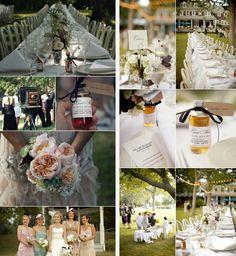 Glamorous Great Gatsby Wedding Inspiration | OneWed