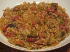 Spicy Vegetarian Gumbo