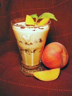 peach smoothi, plush peach