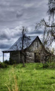Log Barn