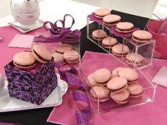 Recetas | Macarons de colores | Utilisima.com