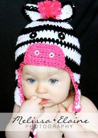 free crochet hat pattern - Google Search