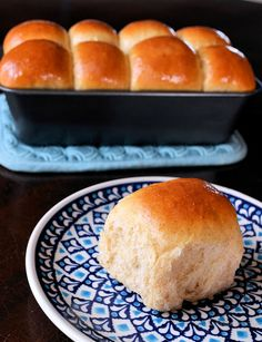 Recipe for King's Hawaiian Bread- definitely making these sometime!