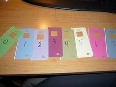 Math Station: Number Finders