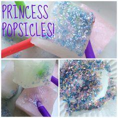 princess popscicl, mini monet, princess popsicl