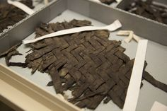 This 600-year-old woven sleeping mat was collected by archaeologists in 1975 during construction in the Skagit Valley. Objects form a record of the life before us. Caring for these objects in our collections ensures that they are available as a resource for future questions that haven't even been asked.