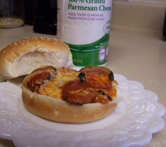 Zucchini Sandwiches My Dads