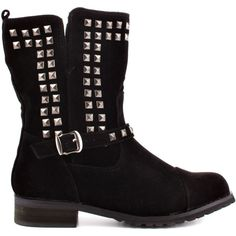 Promise Shoes Abigail - Black ($50) ❤ liked on Polyvore shoe women, shoe abigail, black promis, black 50, stud shoe, woman shoes, promis shoe, shoe 4999, polyvore