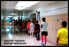 Classroom procedures to teach AND back to school team building/ice-breaker ideas for a smooth start to your year.