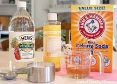 Homemade Antibacterial Soft Scrub Cleanser