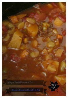 Cheaters Crock-Pot Brunswick Stew
