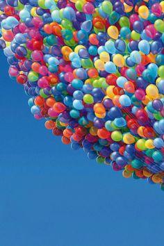 angles, happy birthdays, birthday balloons, kid birthdays, balloonsjpg 500750, rainbow, color balloon, ballon, balloon happi