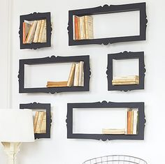 Add some Whimsy to your Shelves