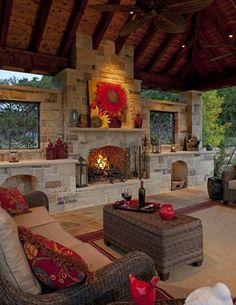Private Dallas Area Residence traditional patio