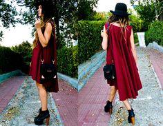 Asos Dress, Alexander Wang Bag, Jeffrey Campbell Shoes