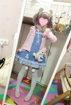 Angelic Pretty Salop