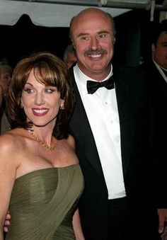 Dr.Phil and Robin McGraw