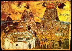 Mt. Sinai, Egypt, 17th century.