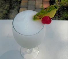 summer drinks, heaven, virgin pina colada