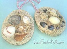 Easy Seashell Craft forPreschoolers